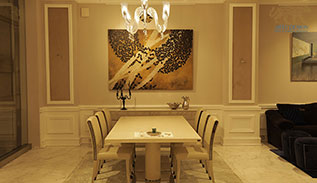 Fendi Dining Tables